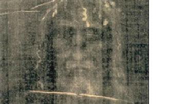 Ученые обнаружили еще одно лицо на обратной стороне Туринской плащаницы picture