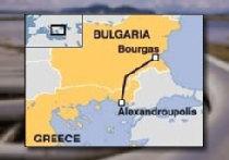 Почему буксует проект нефтепровода Бургас-Александруполис picture
