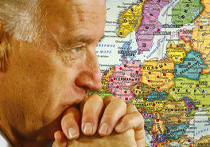 Байден США Европа