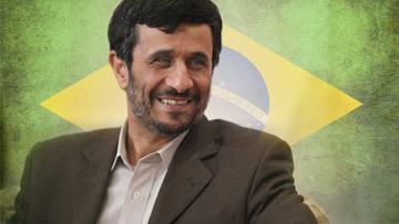 Предстоящий визит в Бразилию президента Ирана Махмуда Ахмадинежада