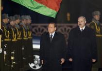 Визит Берлускони в Минск