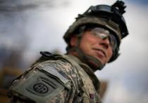 солдат Афганистан
