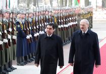 В Минск прилетел президент Туркменистана Гурбангулы Бердымухамедов.