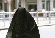 Женщина в парандже