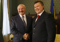 Александр Лукашенко поздравил Президента Украины Виктора Януковича с инаугурацией