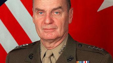 Генерал Джеймс Джонс советник президента Обамы по национальной безопасности