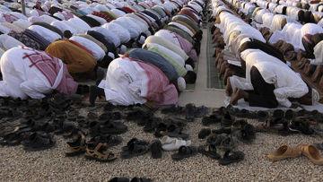 Окончание священного месяца рамадан