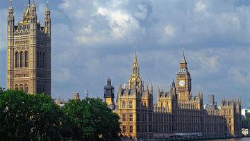 Великобритания, Лондон, Вестминстерский дворец