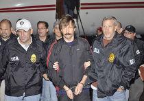 Виктора Бута депортировали в США