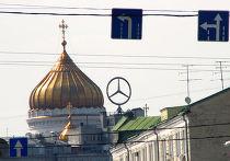 реклама на улицах москвы