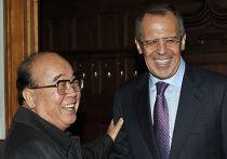 Встреча министров иностранных дел КНДР и России