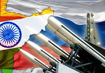 Россия в погоне за контрактами на поставку оружия Индии