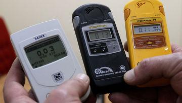 Дозиметры для измерения мощности дозы излучения