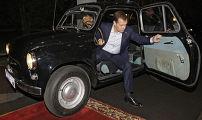 "Д.Медведев и В.Янукович в ""Завидово"""