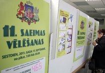 Выборы в сейм Латвии