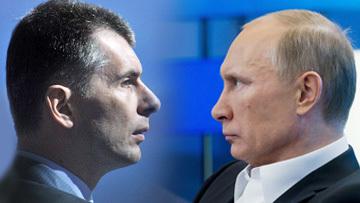 Прохоров и Путин