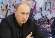 Путин и митинги