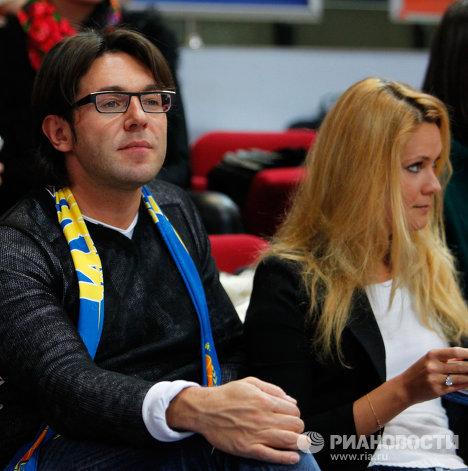 Андрей Малахов, Наталья Шкулева