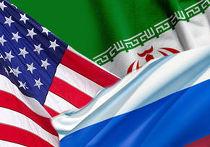 Иран, США и Россия