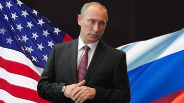 Путин и США