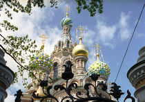 Храм Воскресения Христова в Санкт-Петербурге