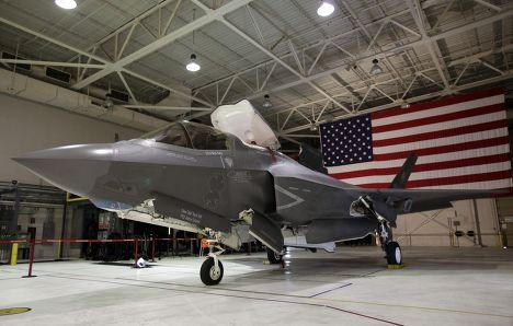 Истребитель F-35