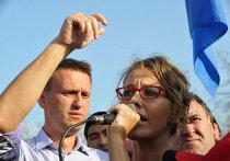 Акция в поддержку экс-кандидата в мэры Астрахани Олега Шеина
