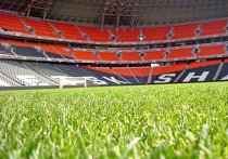 Донецк Донбасс Арена Евро футбол спорт