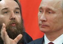 Александр Дугин и Владимир Путин