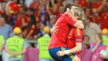 Футбол. ЕВРО - 2012. Финальный матч сборных Испании и Италии