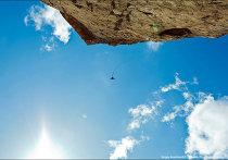 Прыжок в бездну, или Роупджампинг со скалы в Крыму