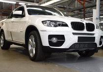 Внедорожник BMW Х6