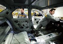 Сборка автомобилей Renault