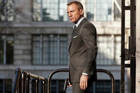 Кадр из фильма «007: Координаты «Скайфолл»