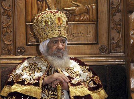 Патриарх Коптской православной церкви Шенуда III