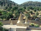 Святыня курдов-езидов - Лалиш