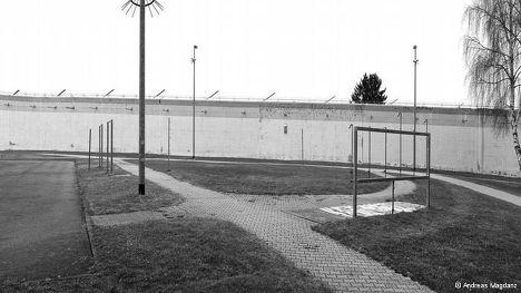 Штаммхайм - тюрьма на окраине Штутгарта, Германия