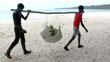 Курортный отдых в городе Порт-Блэр, Андаманские острова