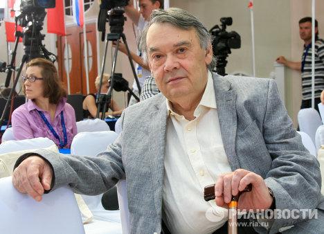 Открытие II Санкт-Петербургского Международного кинофорума