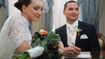Регистрация браков 12.12.12