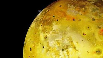 Ио- спутник Юпитера