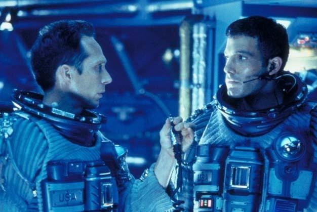 Кадр из фильма «Армагеддон»