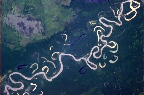 Реки в Боливии
