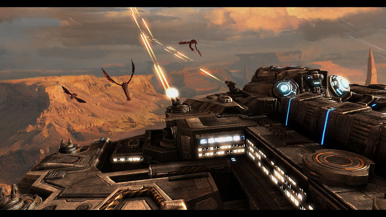 Starcraft Battlecruiser