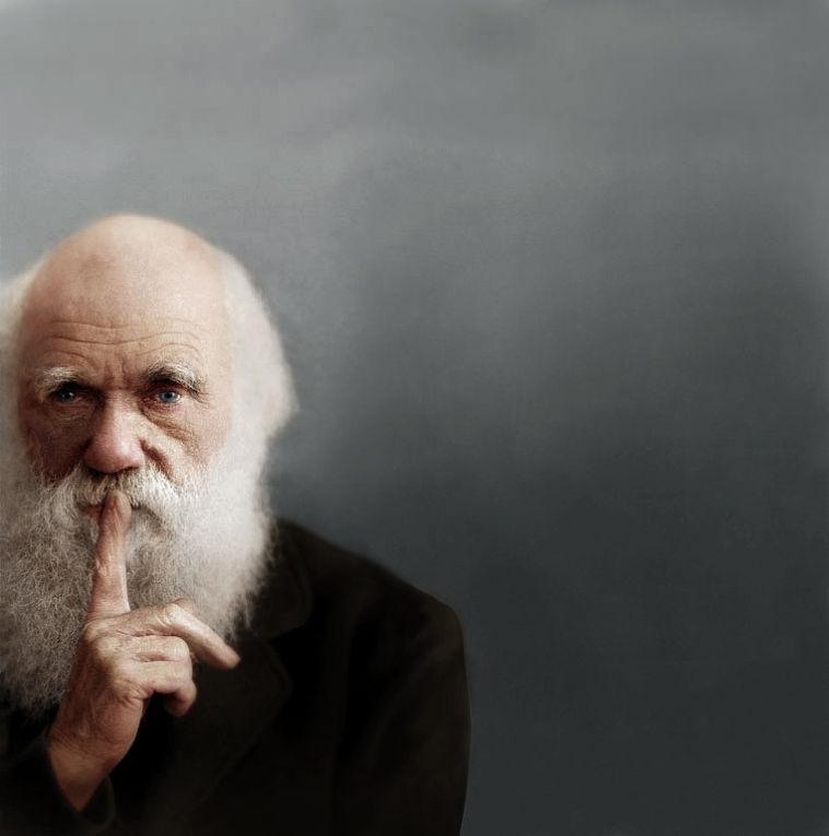 Чарльз Дарвин, английский натуралист и путешественник