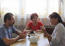 Олег Карпов, Марьям Ибрагимова и Умида Ахмедова