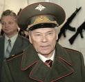 Конструктор стрелкового оружия Михаил Калашников