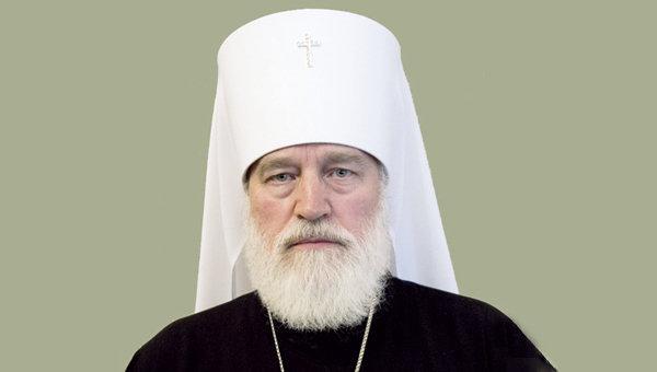 Патриарший экзарх всея Беларуси, митрополит Минский и Слуцкий Павел