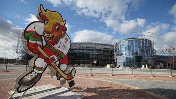 Подготовка к проведению Чемпионата мира по хоккею в Минске