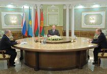 Рабочий визит В.Путина в Белоруссию для участия в заседании ВЕЭС
